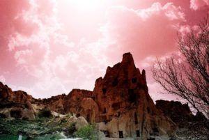Museo al Aire Libre de Goreme, La Capadocia, Turquia