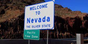 Entrada a Nevada