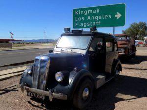 Seligman, Ruta 66, Arizona, EEUU