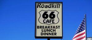 The Roadkill Cafe/O.K. Saloon