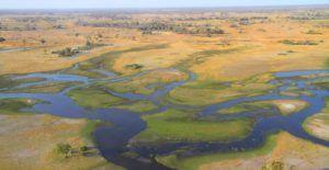 Sobrevolar en avioneta el impresionante Delta del Okavango