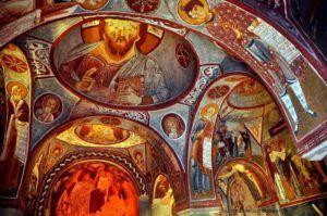 Iglesia de la Manzana, La Capadocia, Turquia
