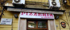 Las mejores pizzerías napolitanas, da Michele