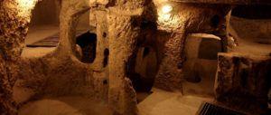 Ciudades subterraneas, La Capadocia, Turquia