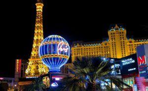 Ruta por Estados Unidos, Las Vegas