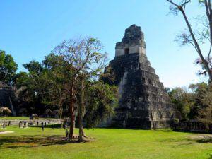 Tikal, Templo I o del Gran Jaguar, Guatemala