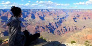 Nómada de el Gran Cañón del Colorado, EEUU