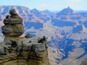 Mirador del Desert View, Gran Cañon del Colorado, EEUU