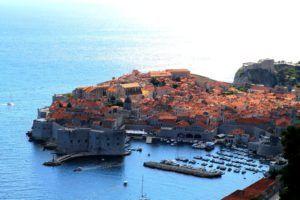 Ruta por Croacia en coche, Dubrovnik