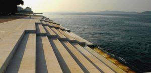 Órgano del Mar, Zadar, Croacia