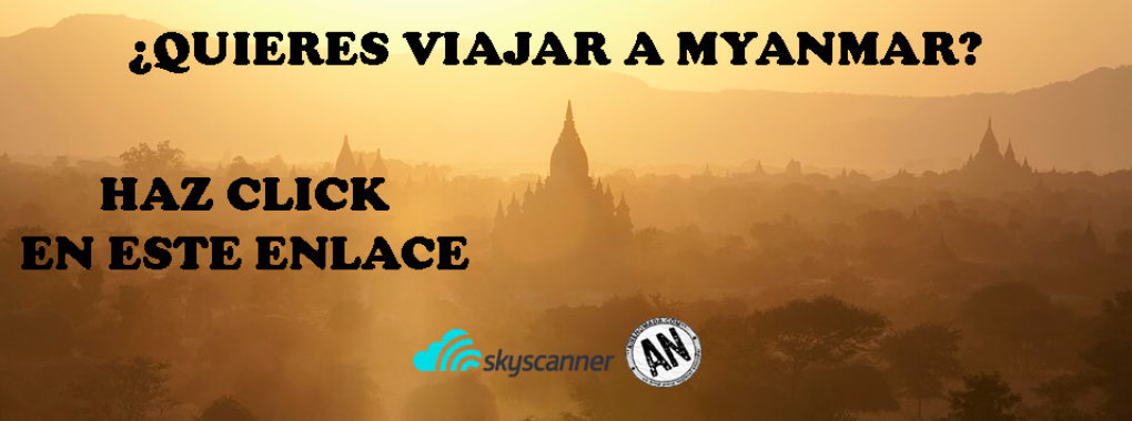 MYANMAR OFERTAS