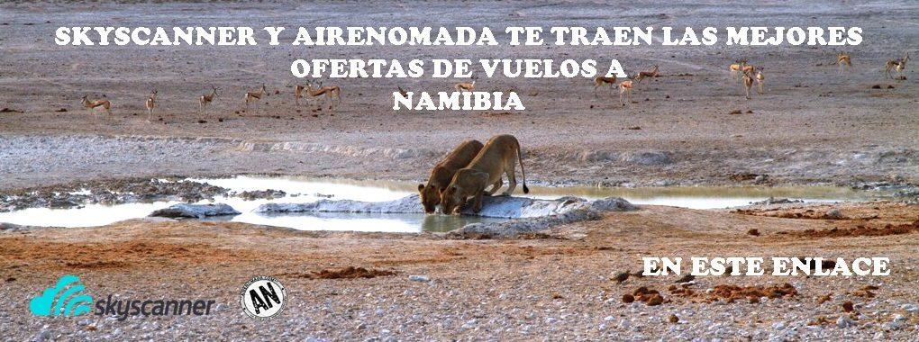 OFERTAS A NAMIBIA