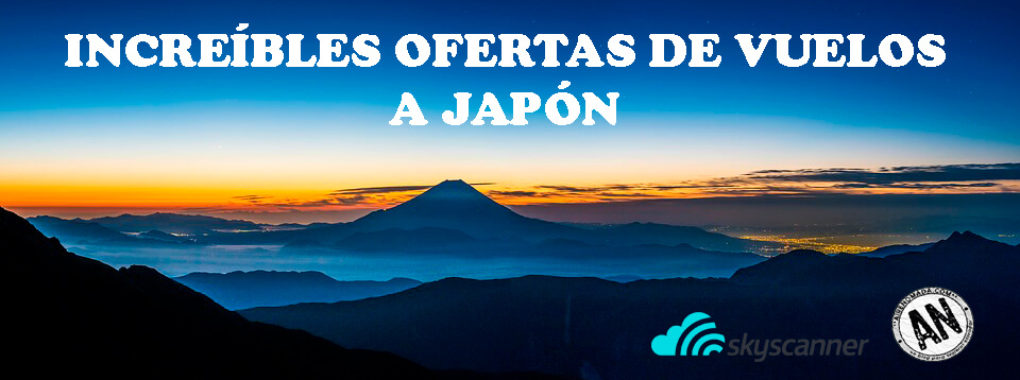 OFERTAS JAPON