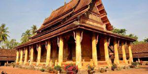 Wat Sisaket, Vientián, Laos
