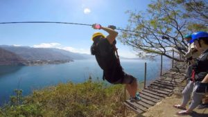 Reserva Atitlan, Guatemala, las tirolinas más extremas del mundo