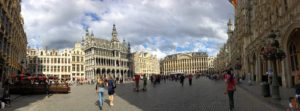 Grand Place de Bruselas (Bélgica)