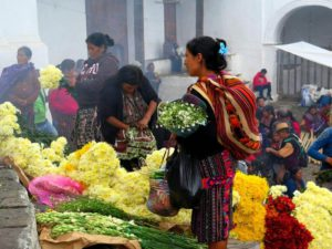 Mercado de Chichicastenango , Guatemala