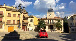 Plaza del Coso, Brihuega