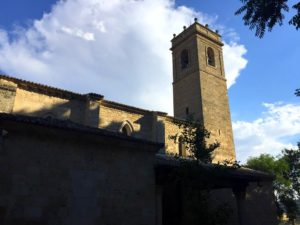 Iglesia de Santa Maria de la Peña, Brihuega