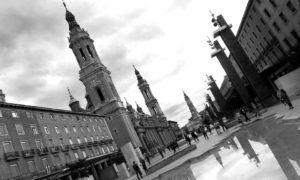 La Plaza del Pilar de Zaragoza