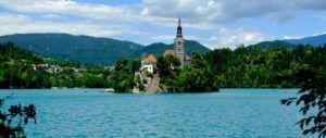 Lago Bled, Eslovenia