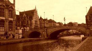 Gante, Puente de San Miguel