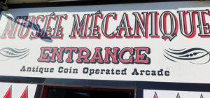 San Francisco, Fisherman´s Wharf, Musée Mecanique