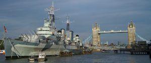 HMS Belfast, Londres