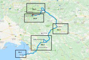 Ruta por Eslovenia de 5 días