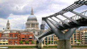 Milennium Bridge, Londres