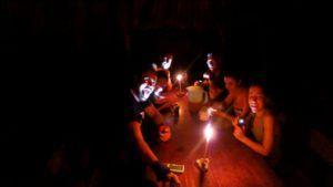 Noches misteriosas en el Yesal, Guatemala