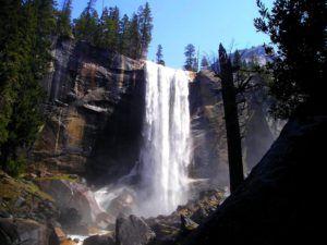 Nevada Falls, Yosemite, EEUU