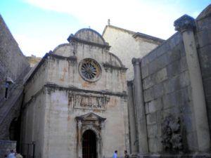 Monasterio de Santo Domingo, Dubrovnik