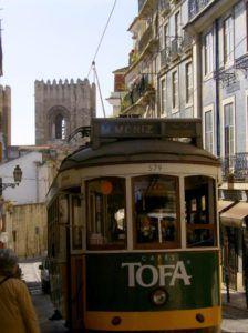 Tranvia de Lisboa, Portugal