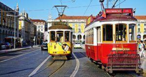 Tranvias de Lisboa, Portugal