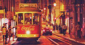 Lisboa, Tranvia E28