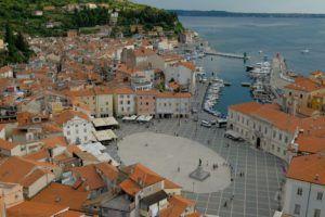 Piran, la ciudad más bella de la costa de Eslovenia