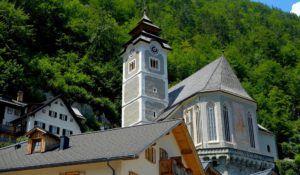 Iglesia católica Pfarrkirche