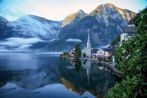 Increibles vistas de Hallstatt