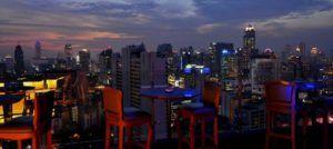 Sirocco Bar de Bangkok