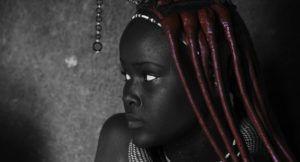 Retrato, Mujer Himba, Namibia.  © Jesús J. Obón