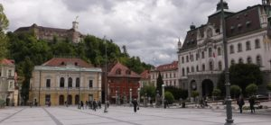 Castillo Liubliana, Eslovenia