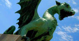 Dragón de Liubliana, Eslovenia