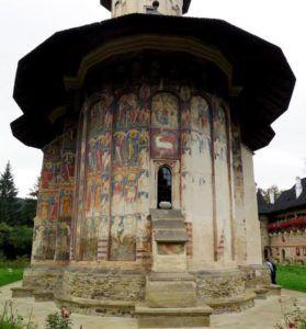 Monasterio de Moldovita