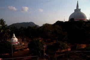 Mihintale. Sri Lanka