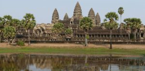 Angkor Wat, Camboya