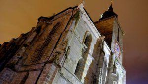 Iglesia Negra, Brasov, Rumanía