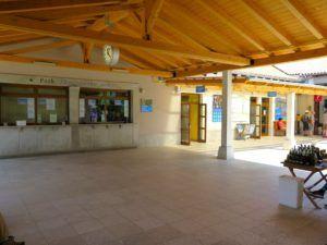 Centro de información de Cuevas de Skocjan, Eslovenia