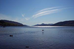 Lago Ness, Escocia
