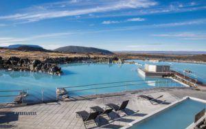 Baños Naturales de Myvtan, Islandia